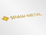 Projekt logotypu Spaw-Metal