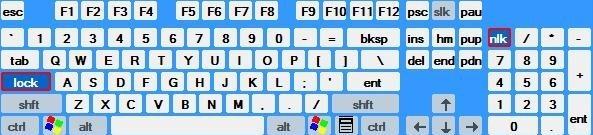 Skróty klawiszowe Windows